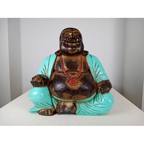 Buda turquesa